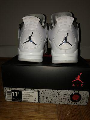 Air Jordan 4 pure money's 11.5 for Sale in Manassas, VA