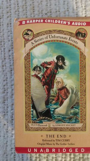 A series of unfortunate events Harper's children audio for Sale in Beverly Hills, FL