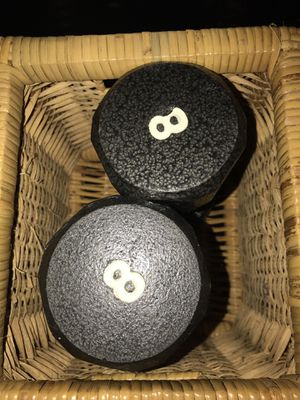 8 pounds weights for Sale in San Diego, CA