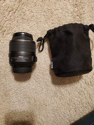 Nikon Lense for Sale in Huntley, IL