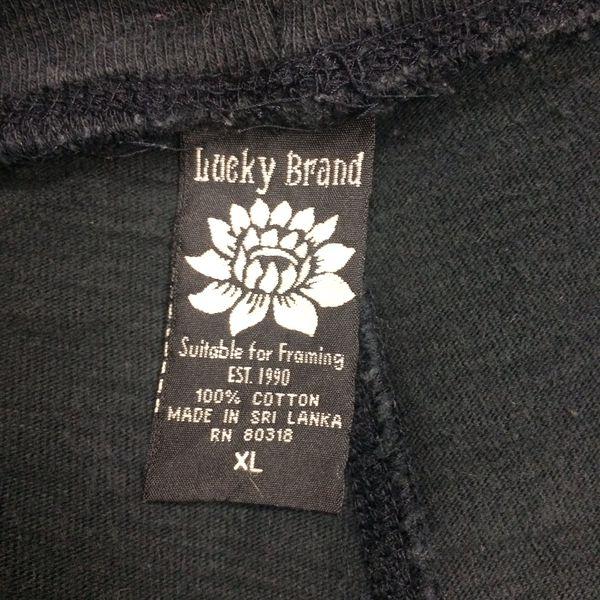 Lucky Brand   Floral Graphic Print Yoga Capris- SZ XL