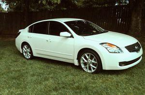 Clean good 2007 Nissan Altima Good condition for Sale in Atlanta, GA