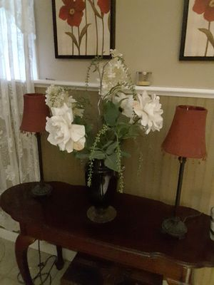 Vase of flowers for Sale in Bel Air, MD