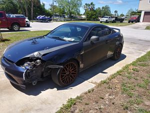 2006 hyundai tiburon gt limited for Sale in Spring Hill, FL