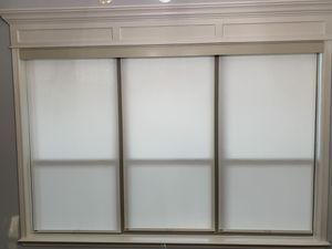 Norman blackout roller shades for Sale in Sherwood, AR