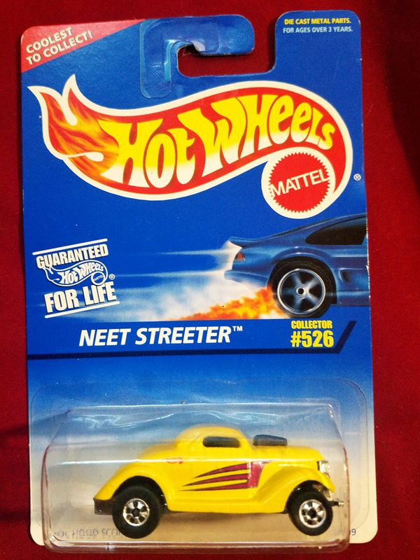 Hot Wheels Neet Streeter