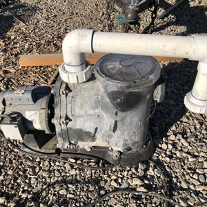 Pool Spa Pond Pump for Sale in Upland, CA