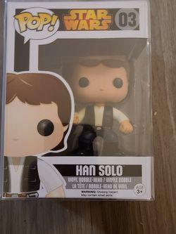 Funko Star Wars Han Solo - $25 for Sale in West Covina,  CA