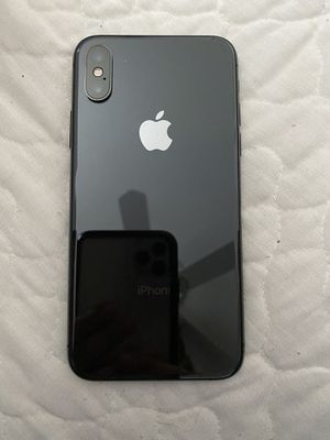 iPhone XS Black for Sale in Silver Spring, MD