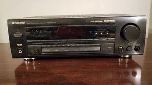 Pioneer VSX-D503S Audio/Video Stereo Receiver, 500 Watt, w/Remote for Sale in Madison, NJ