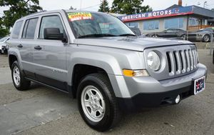 2016 Jeep Patriot for Sale in Tacoma, WA