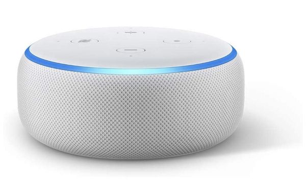 New In box Echo Dots 3rd generation all color