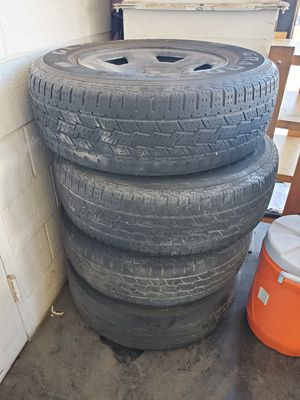 4 stock rims for expedition or Navigator for Sale in Phoenix, AZ
