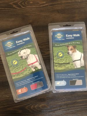 Two dog walking harness for Sale in Rockville, MD