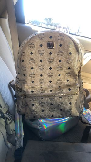 Mcm backpack for Sale in Baldwin Hills, CA