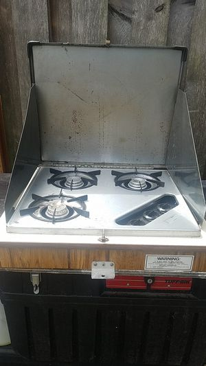 Camp stove for Sale in Hillsboro, OR