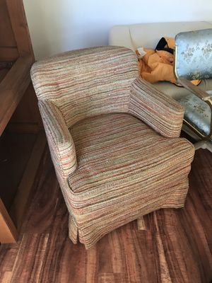Vintage 70s Chair for Sale in San Diego, CA