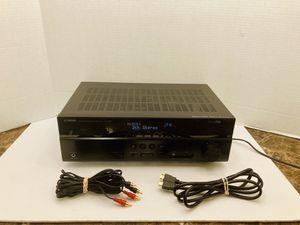 Yamaha RX-V383BL 260 Watt 5.1-Channel 4K Ultra HD AV Receiver with Bluetooth 260 Watt for Sale in Spring Hill, FL