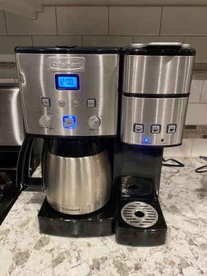 Cuisinart coffee maker for Sale in Corona, CA