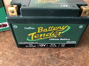 Lithium motorcycle battery for Sale in Orange, CA