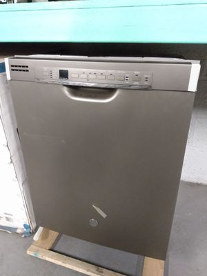 New scratch and dent GE slate dishwasher working perfectly 4 months warranty for Sale in Baltimore, MD