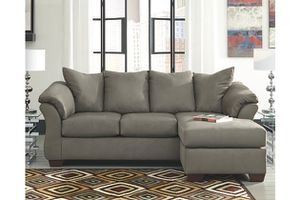 🇺🇸🇺🇸Brand new! Urban quality suede sofa chaise sectional for Sale in San Diego, CA
