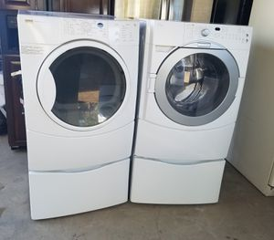 Washer we gas dryer for sale for Sale in Bakersfield, CA