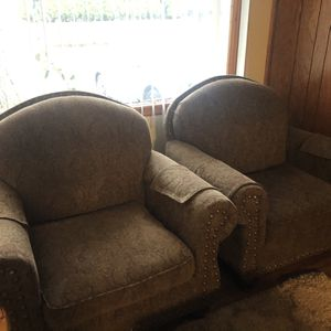 Matching Oversized Chairs for Sale in Lake Oswego, OR