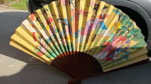 Fan decoration for Sale in Ontario, CA