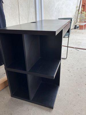 IKEA desk with storage $45 OBO for Sale in Chula Vista, CA