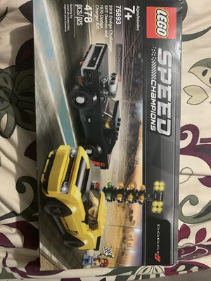 Speed champions lego dodge collection for Sale in Compton, CA
