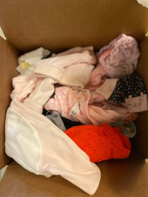 Baby clothes - newborn, some 3 months for Sale in Cypress, TX