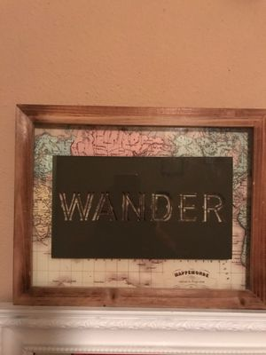 Frame artwork ( NEED GONE ASAP) for Sale in Lewisville, TX