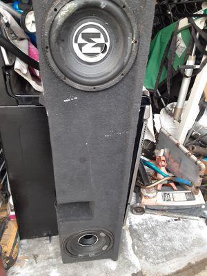 Speaker box for Sale in Gardena, CA