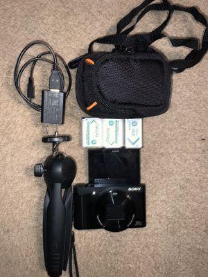 Sony - Cyber Shot DSC-HX80 18.2- Megapixel Digital Camera for Sale in Penndel, PA