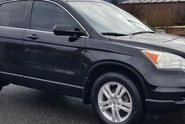 2010 HONDA CRV EX-L 4WD for Sale in Sedro-Woolley,  WA