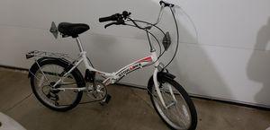 Stowabike Folding 6 Speed Bike for Sale in Springfield, OH