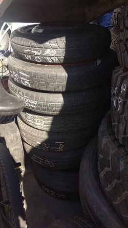 Assortment of Tires etc for Sale in Wilmington,  CA