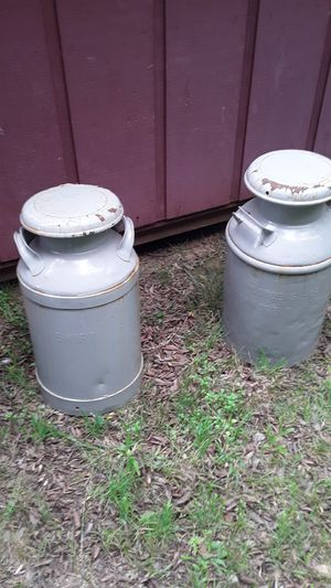 Milk cans for Sale in Smyrna, TN