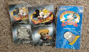 Vintage Disney 100 Years Pins $10.00 Each for Sale in Burlington, NC