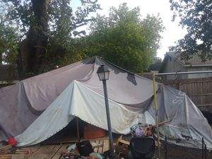 Grey Goose Giant Giant Tarp $100.00 cash only for Sale in Dallas, TX
