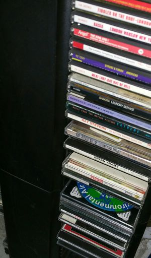 Free CD'S, VHS and some movies for Sale in Irving, TX