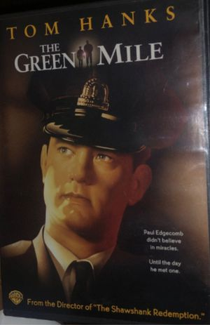 The Green Mile DVD for Sale in New Haven, CT