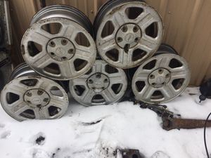 2007 Jeep Wrangler rims for Sale in South Bend, IN