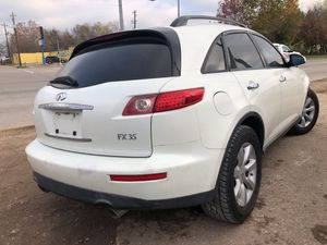 2004 2005 2006 2007 Infiniti FX35 parting out for parts only for Sale in Houston, TX