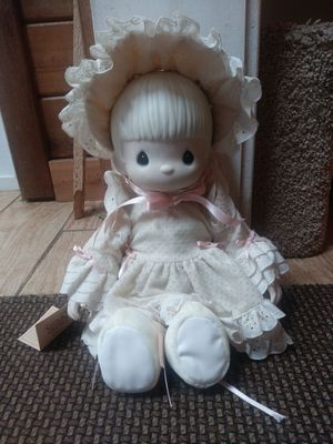 Vintage Porcelain Precious Moments Kristy Doll for Sale in Gresham, OR