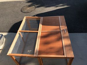 Wooden pet cage for Sale in Riverside, CA