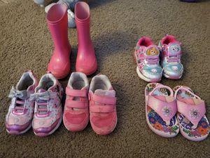 Size 9 girl shoes for Sale in Phoenix, AZ
