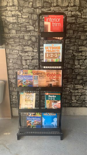 Magazine rack for Sale in Pasco, WA