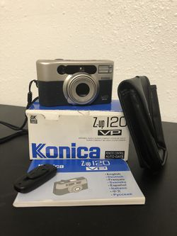 Konica Z-up 120 VP 35mm camera for Sale in Portland,  OR